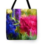 Floral Art Xxxxvi Tote Bag