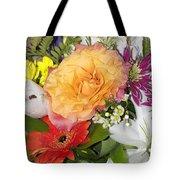 Floral Bouquet 3 Tote Bag