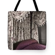 Floral Canopy Tote Bag
