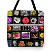Floral Composite Not For Sale Tote Bag