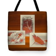 Floral Early Garden Light 06 Tote Bag