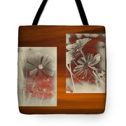 Floral Early Garden Light 07 Tote Bag