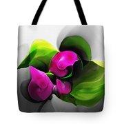 Floral Expression 111213 Tote Bag