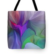 Floral Expressions 022615 Tote Bag