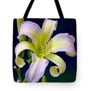 Floral Fanfare Tote Bag