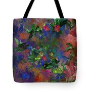 Floral Fantasy 010413 Tote Bag