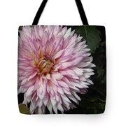 Floral Firework Tote Bag