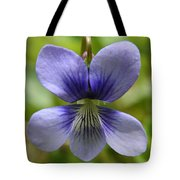 Floral Flight  Tote Bag