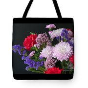 Floral Mix Tote Bag