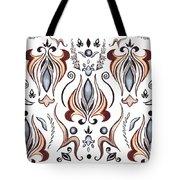 Floral Pattern I Tote Bag