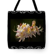 Floral Photomontage 1 Tote Bag