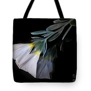 Floral Reflections 3 Tote Bag