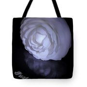 Floral Reflections 4 - Camellia Tote Bag