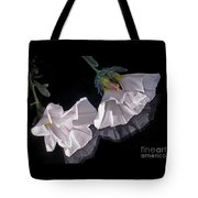 Floral Reflections Tote Bag