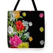 Floral Rhapsody Pt.4 Tote Bag