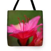Floral Rosa Tote Bag
