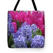 Floral Shades 4 Tote Bag