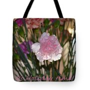 Floral Standout Tote Bag