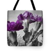 Floral Texture  Tote Bag