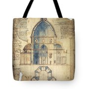 Florence: Brunelleschi Tote Bag