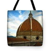Florence Duomo Italy Tote Bag
