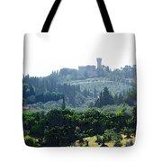 Florence Landscape Tote Bag