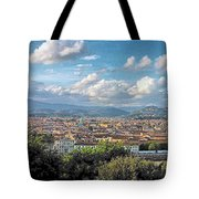 Florence Panorama Tote Bag