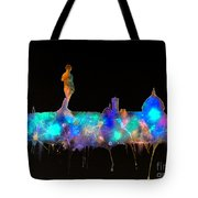 Florence Skyline - Nighttime 1 Tote Bag