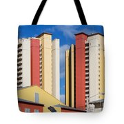 Florida Condos Tote Bag