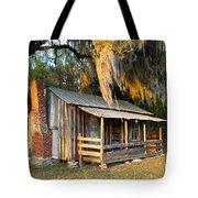 Florida Cracker Cabin Tote Bag