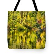 Florida Jungle Tote Bag