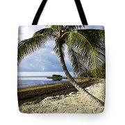 Florida Keys Beach Tote Bag