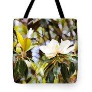 Florida Magnolia Tote Bag