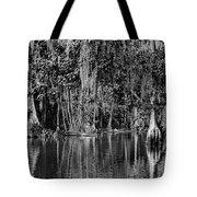 Florida Naturally 2 - Bw Tote Bag