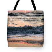 Florida Pastels Tote Bag by Adam Jewell