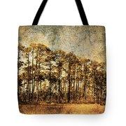 Florida Pine 4 Tote Bag