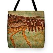 Florida Spiny Lobster Tote Bag