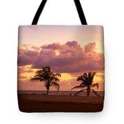 Florida Sunrise Tote Bag