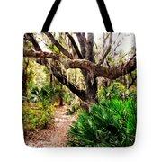 Florida Woods Tote Bag
