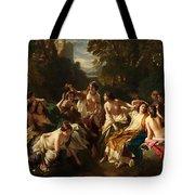 Florinda Tote Bag