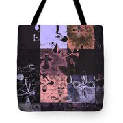 Florus Pokus 02e Tote Bag by Variance Collections