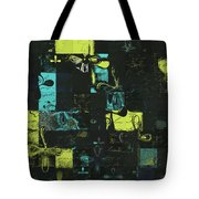 Florus Pokus A01 Tote Bag by Variance Collections