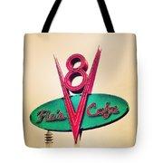 Flo's Cafe Tote Bag