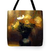 Flourish  Tote Bag by Aaron Berg