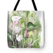 Flower Anthurium 04 Elena Yakubovich Tote Bag