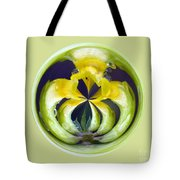 Flower Arms Tote Bag