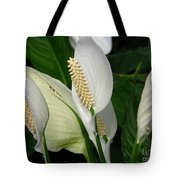 Flower Art Tote Bag