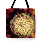 Flower Beauty Iv Tote Bag by Marco Oliveira
