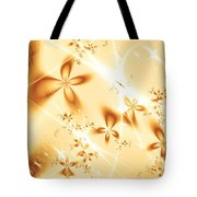Flower Breeze Tote Bag