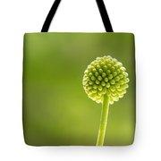 Flower Bud Tote Bag